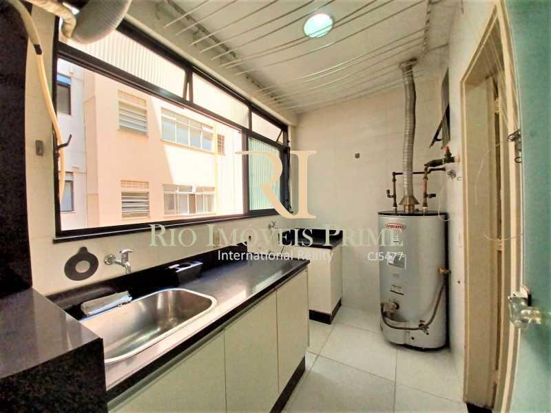 19 ÁREA SERVIÇO - Apartamento para alugar Avenida Maracanã,Tijuca, Rio de Janeiro - R$ 5.000 - RPAP40021 - 20