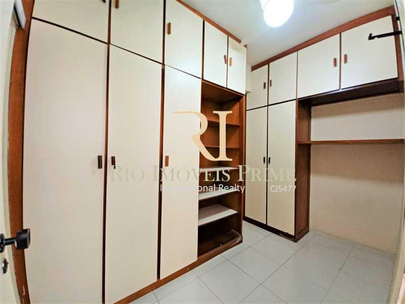 20 DEPENDÊNCIA - Apartamento para alugar Avenida Maracanã,Tijuca, Rio de Janeiro - R$ 5.000 - RPAP40021 - 21