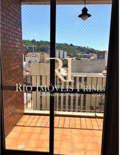 2 VARANDA - Apartamento 2 quartos para alugar Vila Isabel, Rio de Janeiro - R$ 2.100 - RPAP20164 - 3