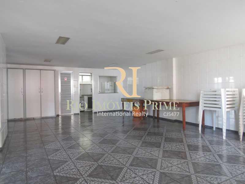 21 SALÃO DE FESTAS - Apartamento 2 quartos para alugar Vila Isabel, Rio de Janeiro - R$ 2.100 - RPAP20164 - 22
