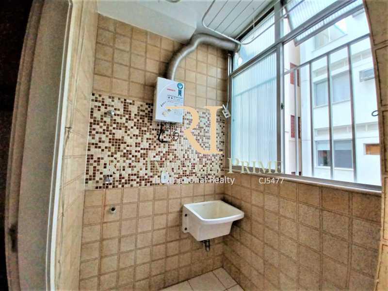 18 ÁREA DE SERVIÇO - Apartamento 2 quartos para alugar Vila Isabel, Rio de Janeiro - R$ 2.100 - RPAP20164 - 19