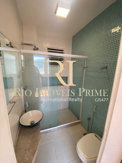BANHEIRO SUÍTE - Apartamento para alugar Rua das Laranjeiras,Laranjeiras, Rio de Janeiro - R$ 2.600 - RPAP10055 - 10