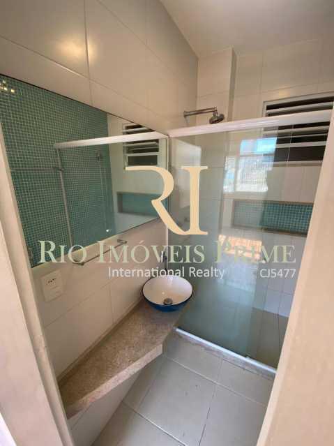 BANHEIRO SUÍTE. - Apartamento para alugar Rua das Laranjeiras,Laranjeiras, Rio de Janeiro - R$ 2.600 - RPAP10055 - 11