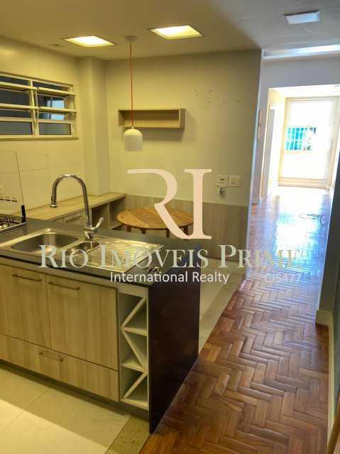COZINHA. - Apartamento para alugar Rua das Laranjeiras,Laranjeiras, Rio de Janeiro - R$ 2.600 - RPAP10055 - 15