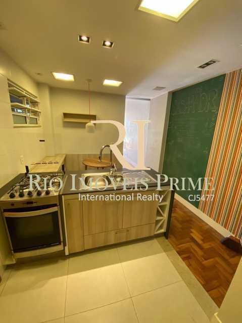 COZINHA. - Apartamento para alugar Rua das Laranjeiras,Laranjeiras, Rio de Janeiro - R$ 2.600 - RPAP10055 - 16