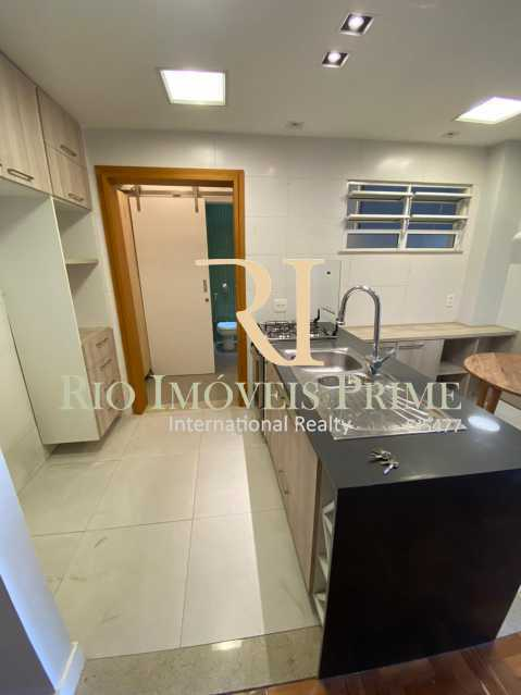 COZINHA. - Apartamento para alugar Rua das Laranjeiras,Laranjeiras, Rio de Janeiro - R$ 2.600 - RPAP10055 - 17