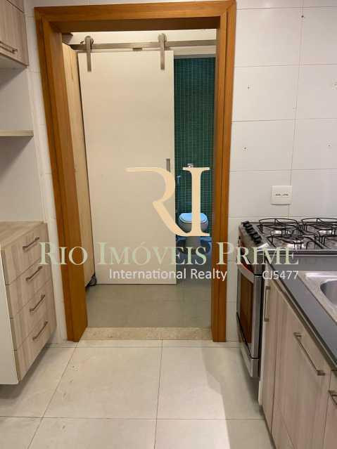 COZINHA. - Apartamento para alugar Rua das Laranjeiras,Laranjeiras, Rio de Janeiro - R$ 2.600 - RPAP10055 - 18