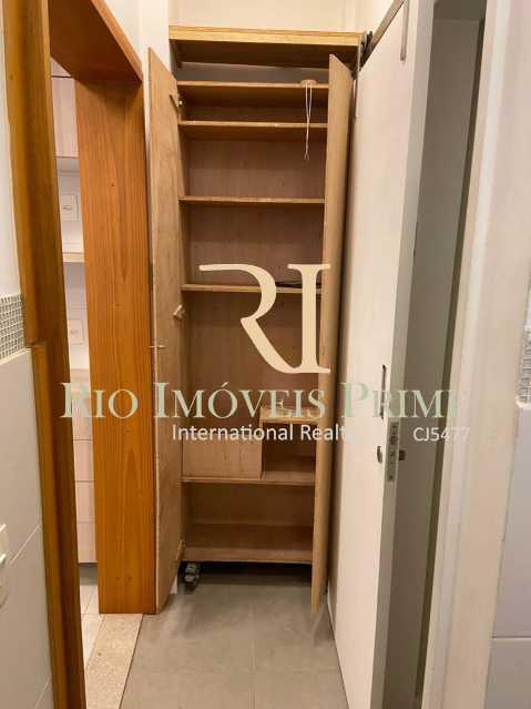 ARMÁRIO DISPENSA. - Apartamento para alugar Rua das Laranjeiras,Laranjeiras, Rio de Janeiro - R$ 2.600 - RPAP10055 - 23