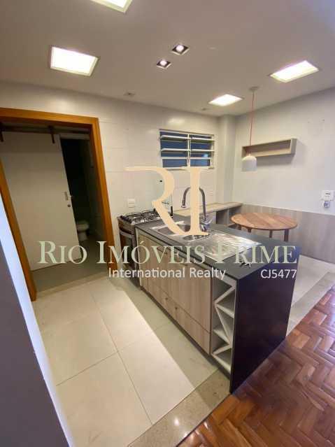 COPA COZINHA. - Apartamento para alugar Rua das Laranjeiras,Laranjeiras, Rio de Janeiro - R$ 2.600 - RPAP10055 - 24