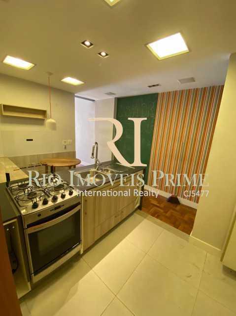 COPA COZINHA. - Apartamento para alugar Rua das Laranjeiras,Laranjeiras, Rio de Janeiro - R$ 2.600 - RPAP10055 - 25