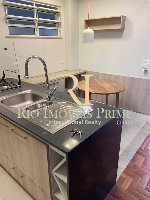 COPA COZINHA. - Apartamento para alugar Rua das Laranjeiras,Laranjeiras, Rio de Janeiro - R$ 2.600 - RPAP10055 - 26