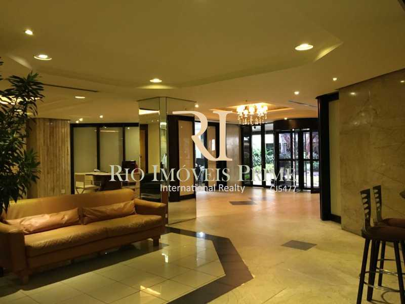 7 LOBBY. - Flat 2 quartos para venda e aluguel Ipanema, Rio de Janeiro - R$ 1.999.990 - RPFL20010 - 18