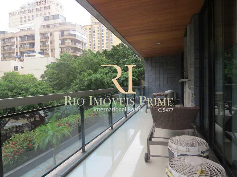 2 VARANDA - Flat 2 quartos para venda e aluguel Ipanema, Rio de Janeiro - R$ 1.999.990 - RPFL20010 - 3