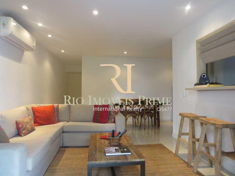 3 SALA - Flat 2 quartos para venda e aluguel Ipanema, Rio de Janeiro - R$ 1.999.990 - RPFL20010 - 4