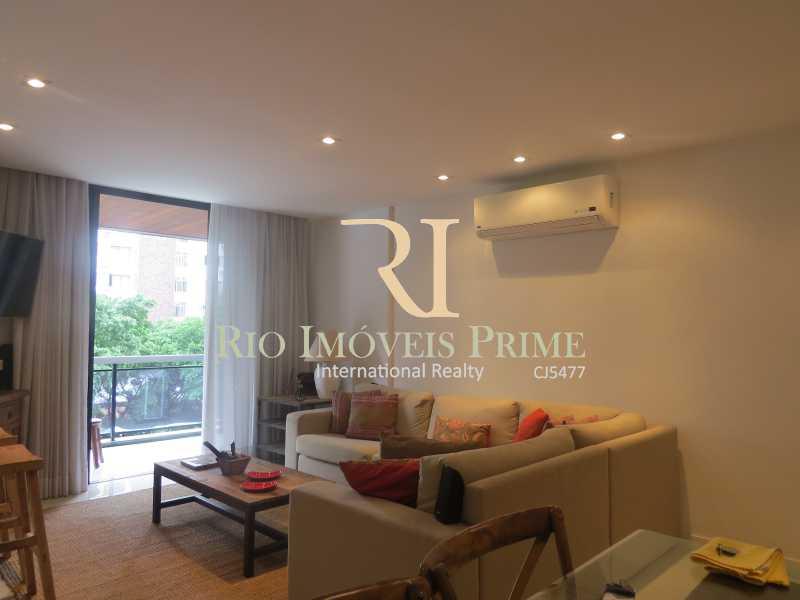 5 SALA - Flat 2 quartos para venda e aluguel Ipanema, Rio de Janeiro - R$ 1.999.990 - RPFL20010 - 6