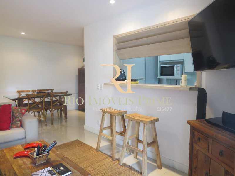 6 SALA - Flat 2 quartos para venda e aluguel Ipanema, Rio de Janeiro - R$ 1.999.990 - RPFL20010 - 7