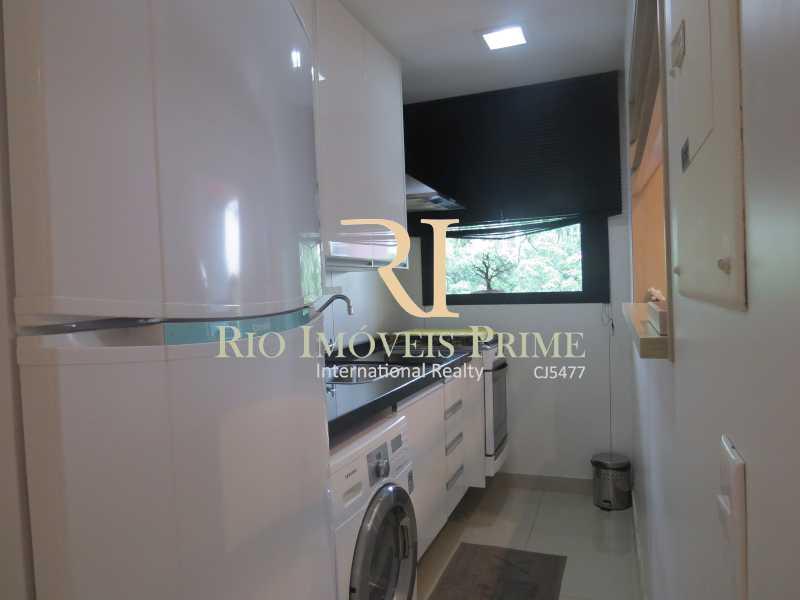 7 COZINHA - Flat 2 quartos para venda e aluguel Ipanema, Rio de Janeiro - R$ 1.999.990 - RPFL20010 - 8