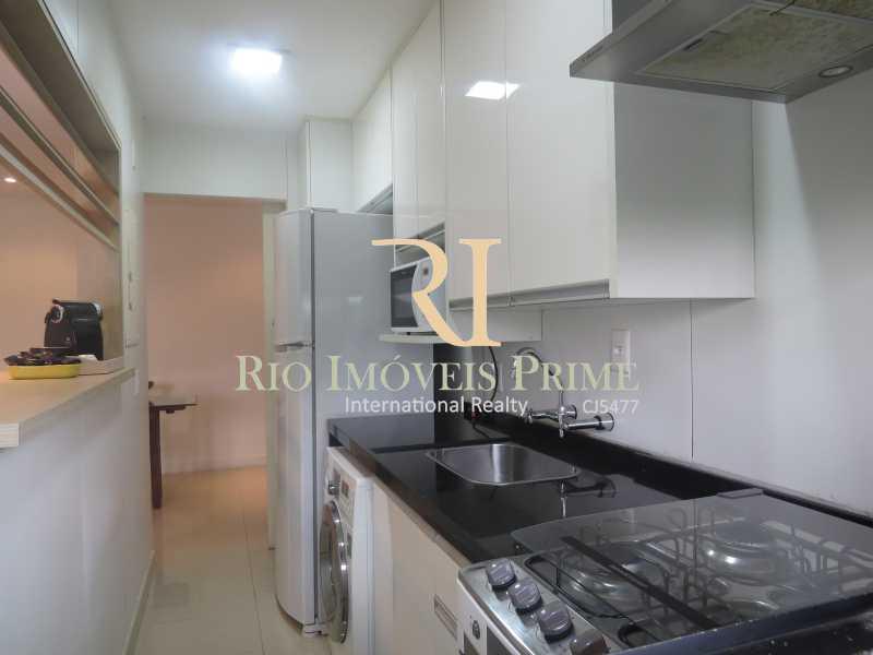 9 COZINHA - Flat 2 quartos para venda e aluguel Ipanema, Rio de Janeiro - R$ 1.999.990 - RPFL20010 - 10