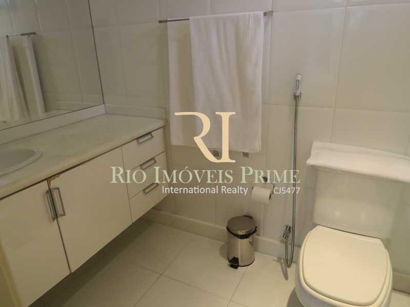 12 BANHEIRO SUÍTE - Flat 2 quartos para venda e aluguel Ipanema, Rio de Janeiro - R$ 1.999.990 - RPFL20010 - 13