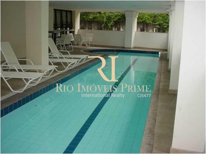 RAIA DA PISCINA - Flat 1 quarto à venda Laranjeiras, Rio de Janeiro - R$ 620.000 - RPFL10091 - 17
