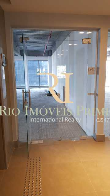 ENTRADA - Andar 2024m² para venda e aluguel Santo Cristo, Rio de Janeiro - R$ 21.945.700 - RPAN00010 - 4