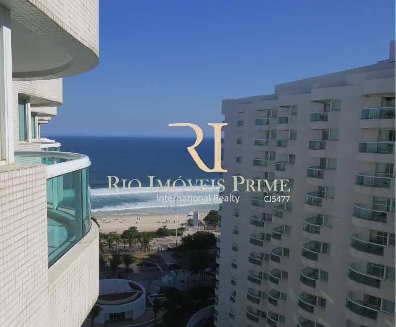 VISTA VARANDA - Flat 1 quarto à venda Barra da Tijuca, Rio de Janeiro - R$ 749.900 - RPFL10092 - 1