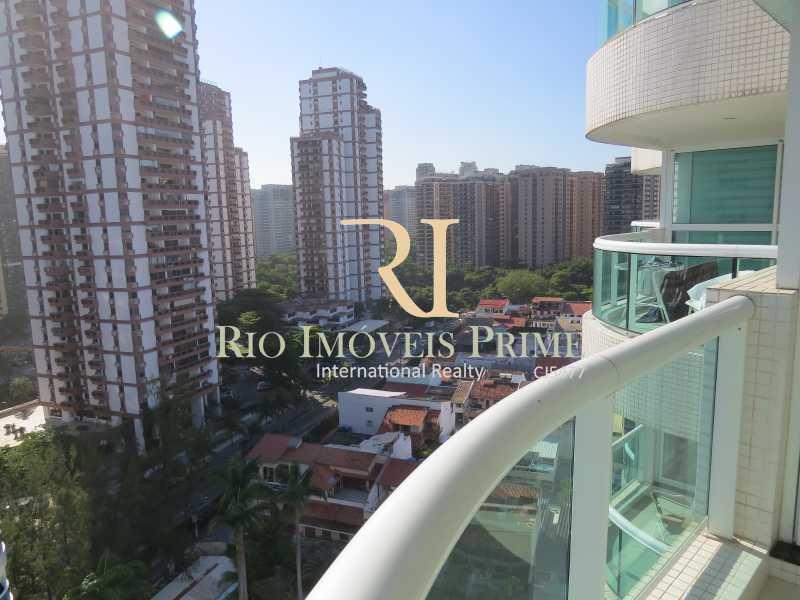 VISTA VARANDA - Flat 1 quarto à venda Barra da Tijuca, Rio de Janeiro - R$ 749.900 - RPFL10092 - 4