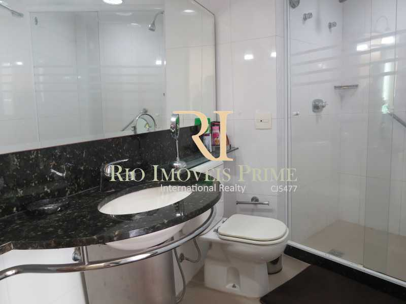 BANHEIRO - Flat 1 quarto à venda Barra da Tijuca, Rio de Janeiro - R$ 749.900 - RPFL10092 - 13