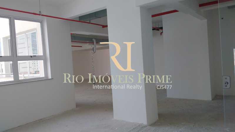 SALA - Sala Comercial 156m² para alugar Rua Uruguaiana,Centro, Rio de Janeiro - R$ 5.460 - RPSL00022 - 4