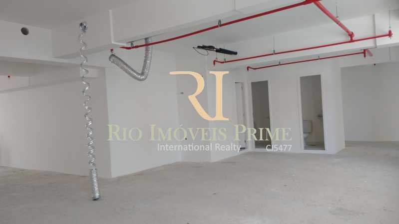 SALA - Sala Comercial 156m² para alugar Rua Uruguaiana,Centro, Rio de Janeiro - R$ 5.460 - RPSL00022 - 5