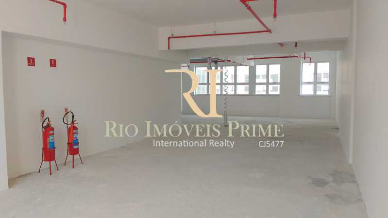 SALA - Sala Comercial 156m² para alugar Rua Uruguaiana,Centro, Rio de Janeiro - R$ 5.460 - RPSL00022 - 7