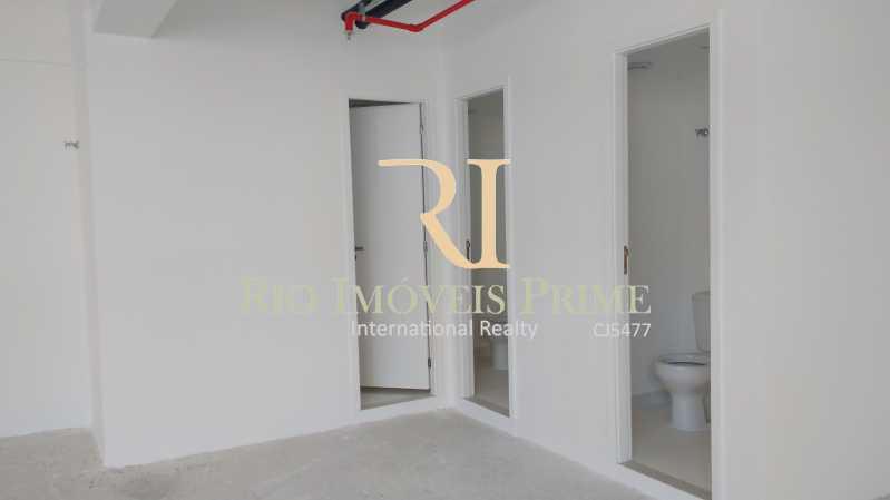 BANHEIROS - Sala Comercial 156m² para alugar Rua Uruguaiana,Centro, Rio de Janeiro - R$ 5.460 - RPSL00022 - 8