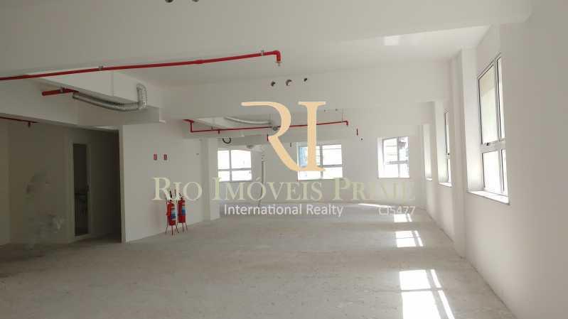 SALA - Sala Comercial 196m² para alugar Rua Uruguaiana,Centro, Rio de Janeiro - R$ 6.860 - RPSL00023 - 3