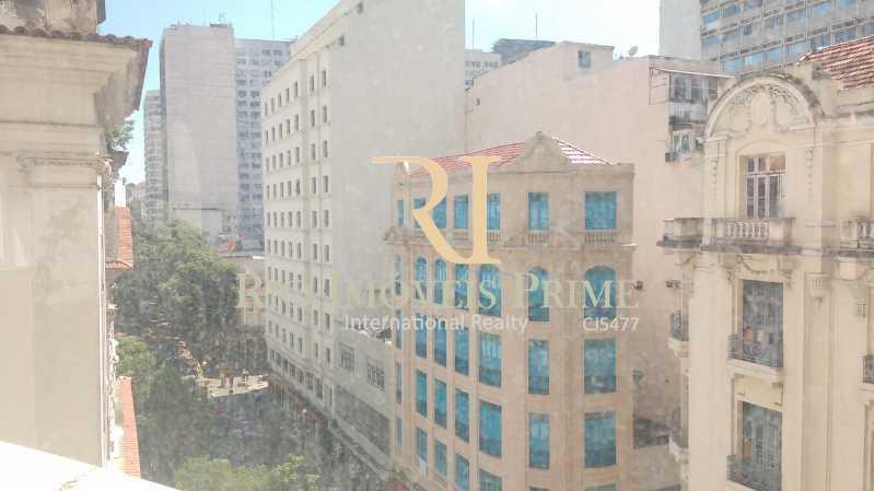 VISTA - Sala Comercial 196m² para alugar Rua Uruguaiana,Centro, Rio de Janeiro - R$ 6.860 - RPSL00023 - 1