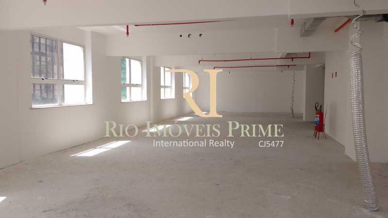 SALA - Sala Comercial 196m² para alugar Rua Uruguaiana,Centro, Rio de Janeiro - R$ 6.860 - RPSL00023 - 6