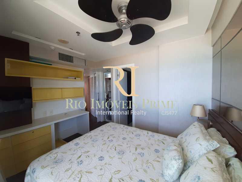 SUÍTE1 - Flat 2 quartos à venda Barra da Tijuca, Rio de Janeiro - R$ 1.999.900 - RPFL20033 - 9