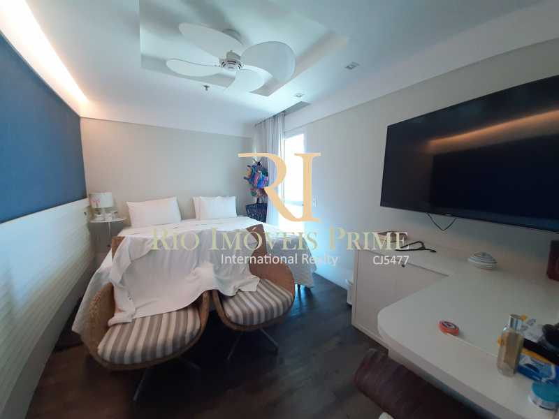 SUÍTE2 - Flat 2 quartos à venda Barra da Tijuca, Rio de Janeiro - R$ 1.999.900 - RPFL20033 - 12