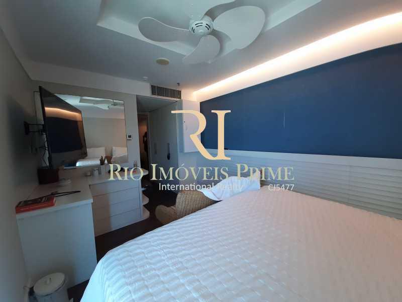 SUÍTE2 - Flat 2 quartos à venda Barra da Tijuca, Rio de Janeiro - R$ 1.999.900 - RPFL20033 - 13
