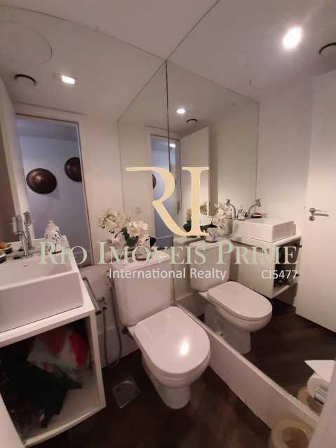 LAVABO - Flat 2 quartos à venda Barra da Tijuca, Rio de Janeiro - R$ 1.999.900 - RPFL20033 - 16
