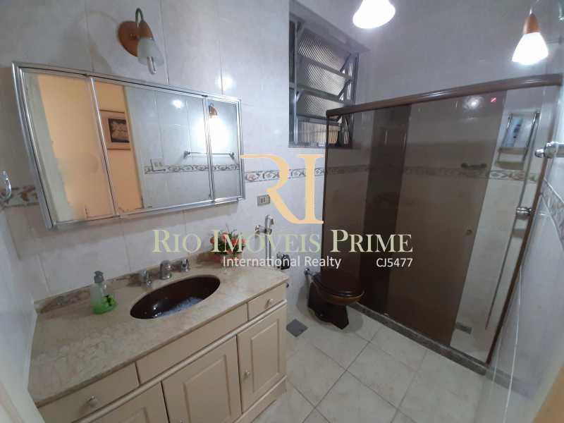 BANHEIRO SOCIAL - Apartamento 3 quartos à venda Tijuca, Rio de Janeiro - R$ 599.900 - RPAP30108 - 13