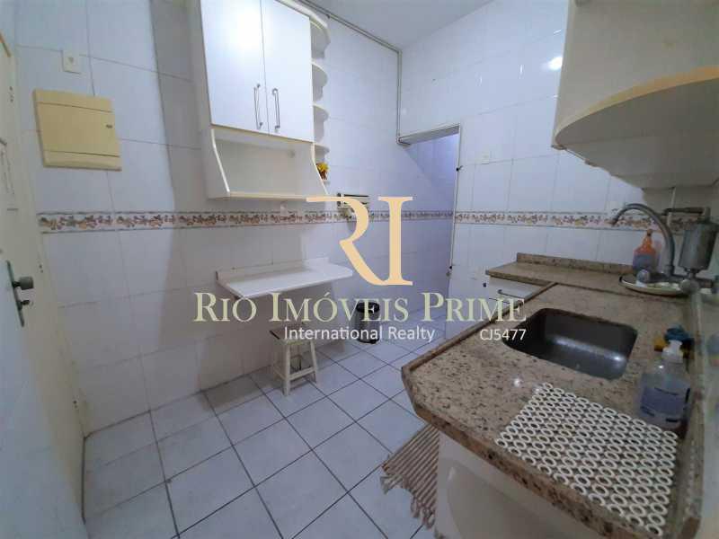 COZINHA - Apartamento 3 quartos à venda Tijuca, Rio de Janeiro - R$ 599.900 - RPAP30108 - 16