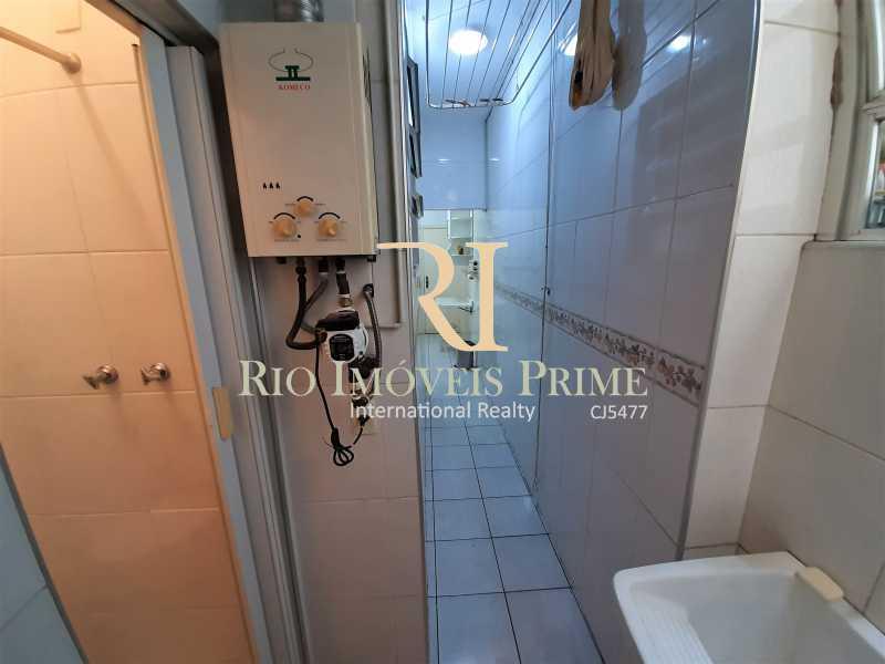 ÁREA SERVIÇO - Apartamento 3 quartos à venda Tijuca, Rio de Janeiro - R$ 599.900 - RPAP30108 - 17
