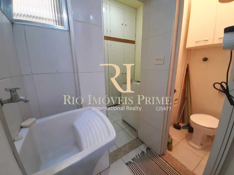 ÁREA SERVIÇO-001 - Apartamento 3 quartos à venda Tijuca, Rio de Janeiro - R$ 599.900 - RPAP30108 - 18