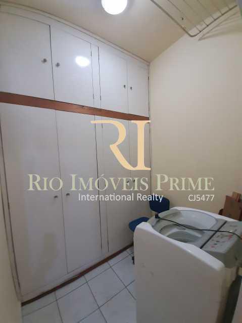 QUARTO SERVIÇO-001 - Apartamento 3 quartos à venda Tijuca, Rio de Janeiro - R$ 599.900 - RPAP30108 - 19