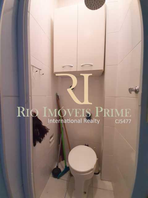 BANHEIRO SERVIÇO-001 - Apartamento 3 quartos à venda Tijuca, Rio de Janeiro - R$ 599.900 - RPAP30108 - 20