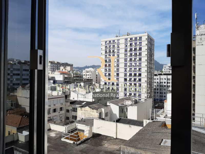 VISTA SALA - Apartamento 3 quartos à venda Tijuca, Rio de Janeiro - R$ 599.900 - RPAP30108 - 23