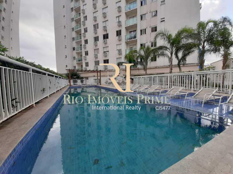 PISCINA ADULTO - Apartamento 2 quartos para alugar São Cristóvão, Rio de Janeiro - R$ 1.500 - RPAP20168 - 1