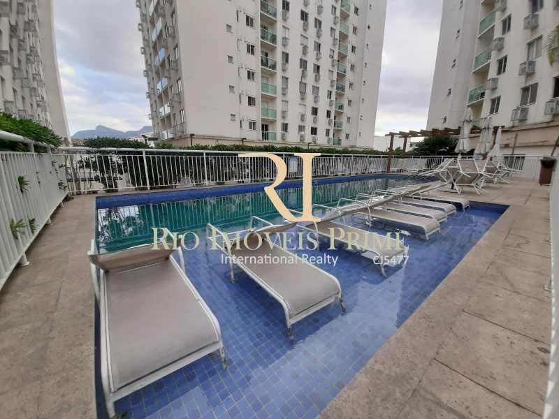PISCINA ADULTO - Apartamento 2 quartos para alugar São Cristóvão, Rio de Janeiro - R$ 1.500 - RPAP20168 - 15