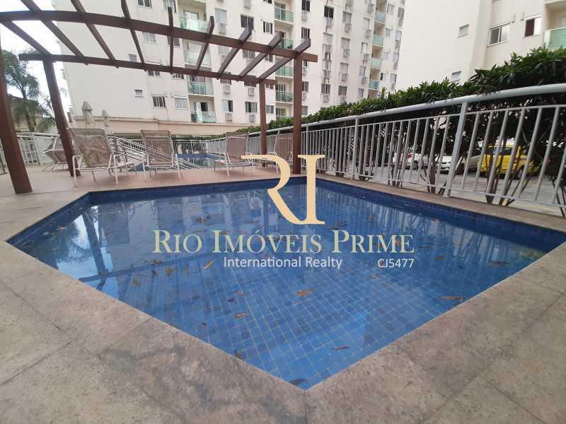 PISCINA INFANTIL - Apartamento 2 quartos para alugar São Cristóvão, Rio de Janeiro - R$ 1.500 - RPAP20168 - 16
