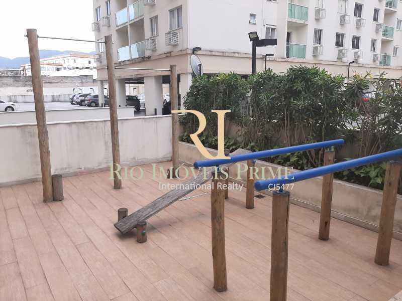 FITNESS EXTERNO - Apartamento 2 quartos para alugar São Cristóvão, Rio de Janeiro - R$ 1.500 - RPAP20168 - 18